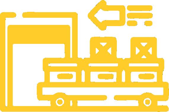 Descarga de camiones